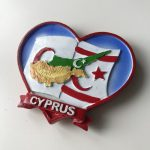 cypr północny, magnes